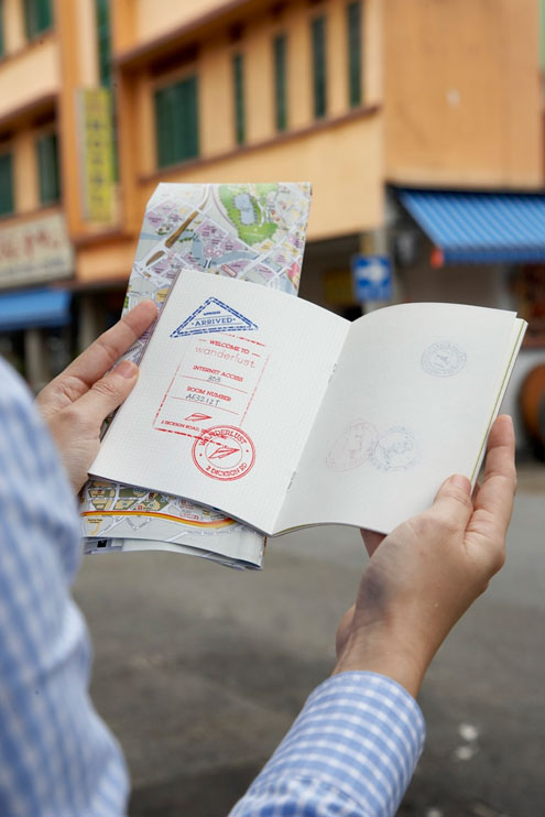 wanderlust Itinerary 6