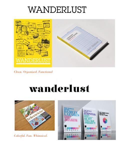 wanderlust study 1