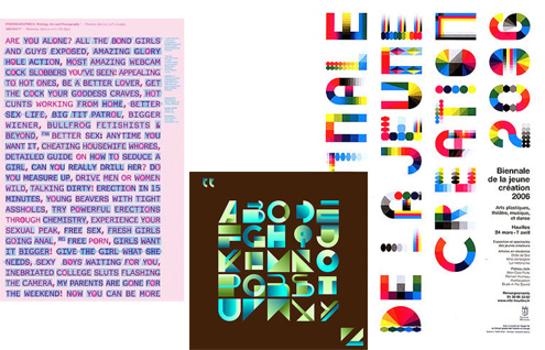 Utrecht City Theatre Visual identity 3