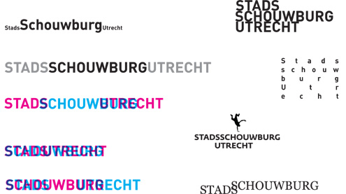 Utrecht City Theatre Visual Identity 11