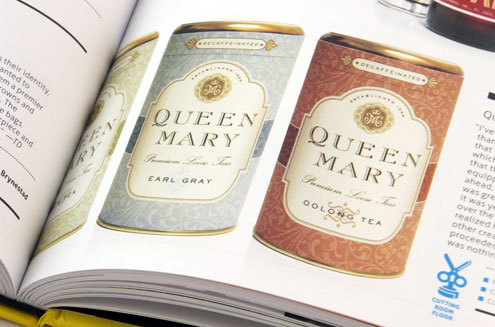 Damn Good Design Queen Mary Tea
